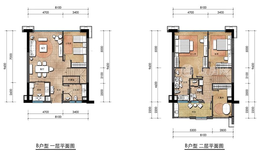 觀瀾湖觀邸4室2廳3衛