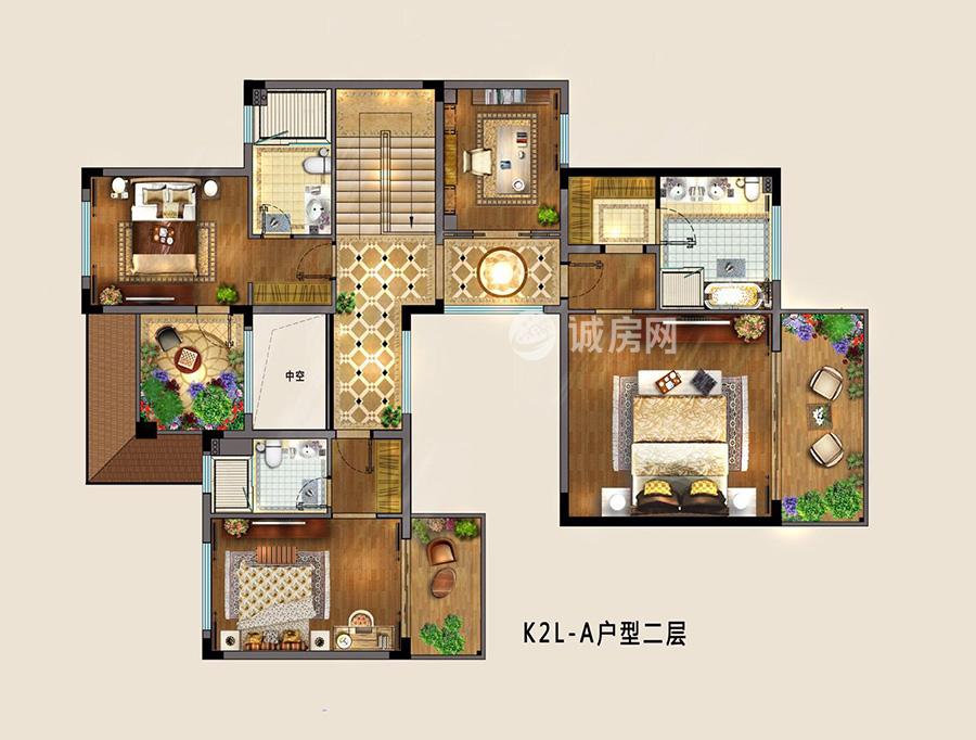 富力湾6房2厅5卫