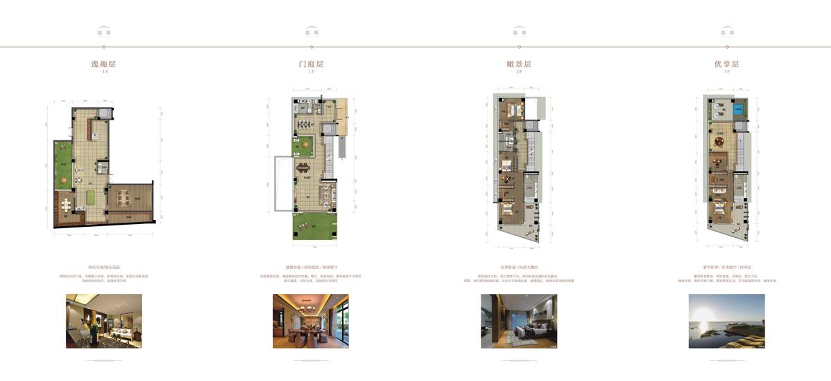 碧桂園海南之心4室6衛4廳1廚