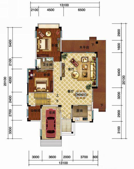 金碧海岸6室3廳4衛1廚