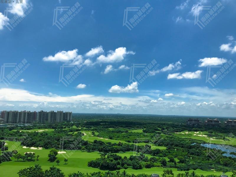 观澜湖九里实景图