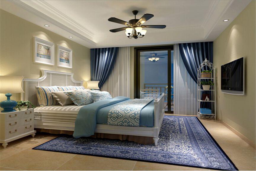 中和龙沐湾海润源样板间-卧室