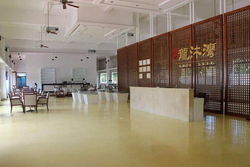 中和龙沐湾海润源售楼处实景图