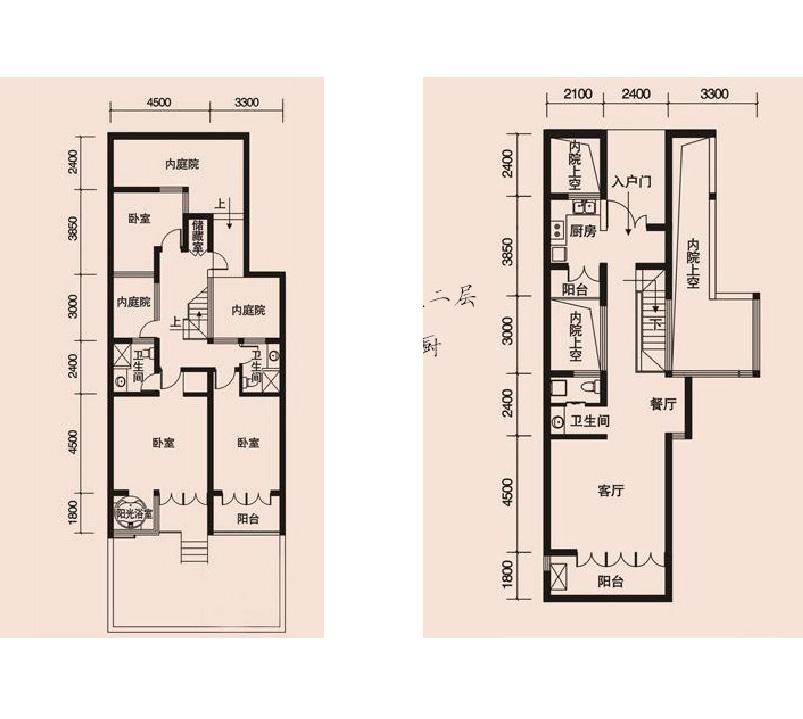 红磡香水湾天海3室2厅