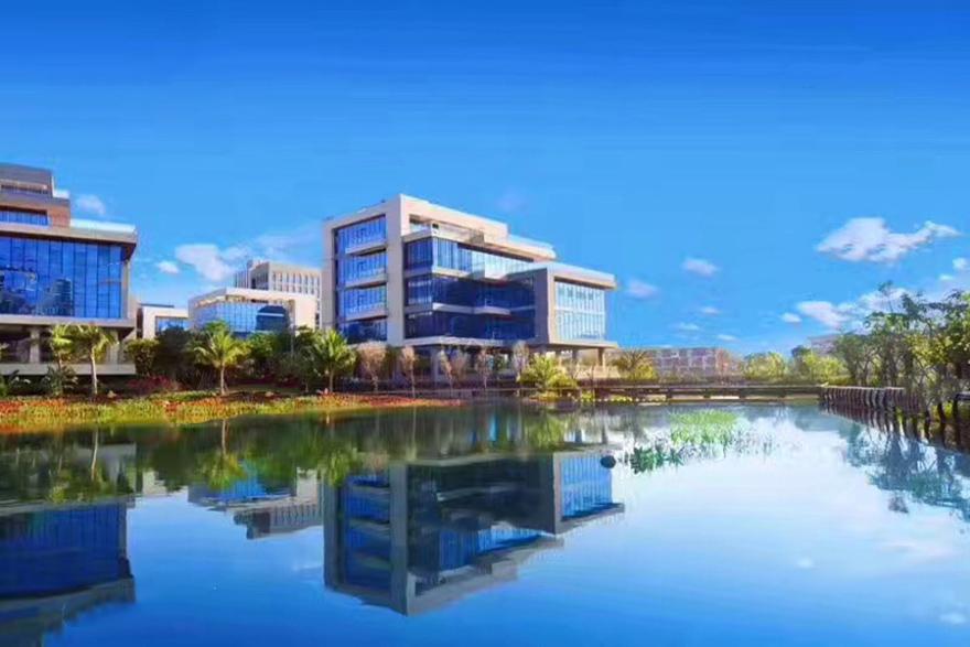 景园悦海湾海南生态软件园