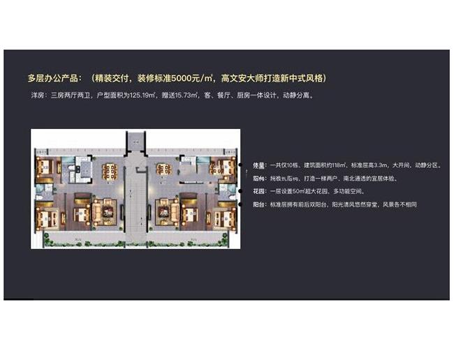 国广海棠湾3室2厅2卫1厨