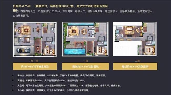 国广海棠湾4室4厅7卫