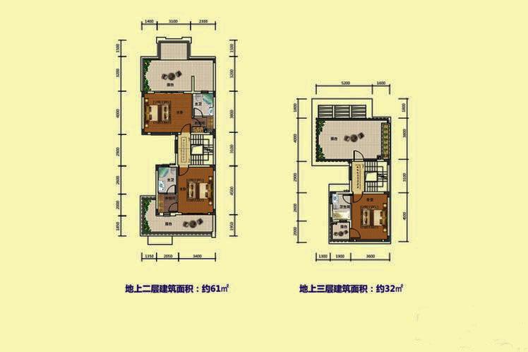 碧桂园雅拉湖畔4室4厅4卫1厨