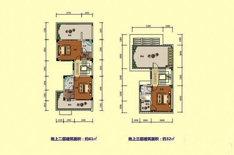碧桂园雅拉湖畔4室3厅4卫1厨