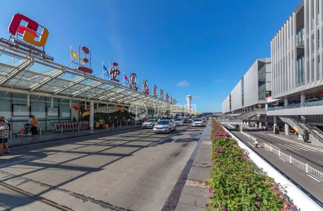 中交绿城高福小镇三亚凤凰国际机场