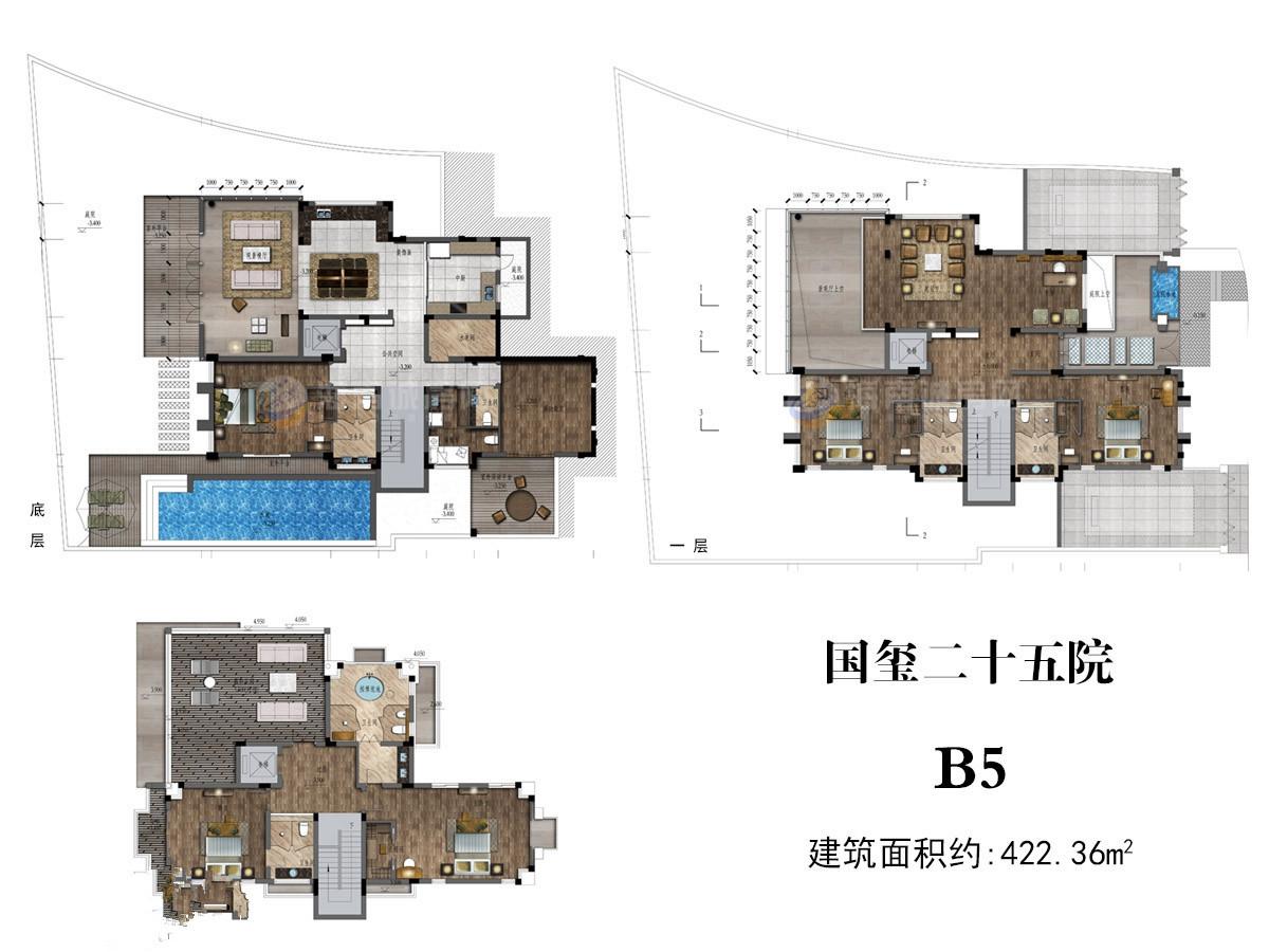 国玺二十五院6室3厅6卫