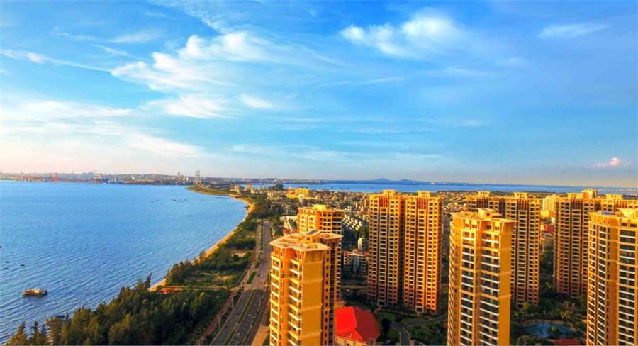 中视金海湾实景图