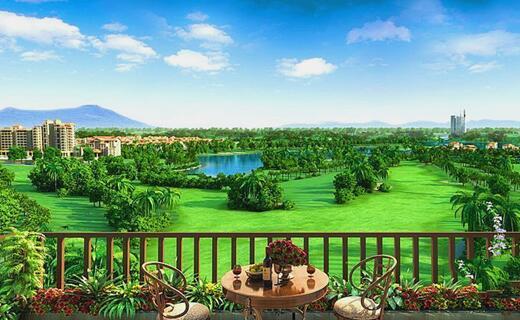 佳龙美墅湖阳光绿景