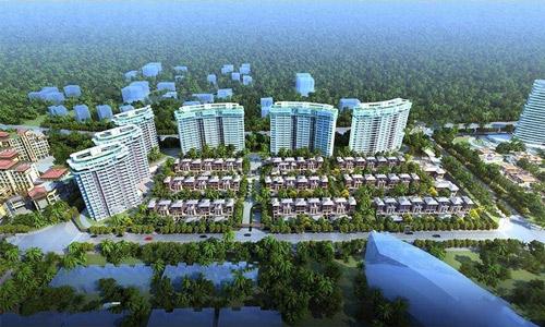 北京城建海云府