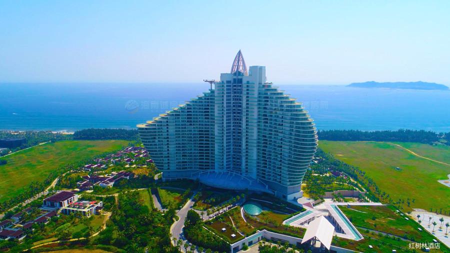 碧桂園海棠盛世紅樹林酒店