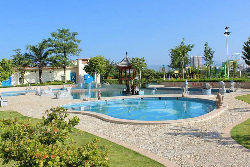 椰島陽光花園實景圖
