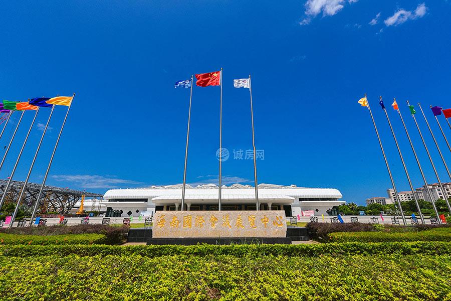 罗牛山玖悦台海南国际会展中心