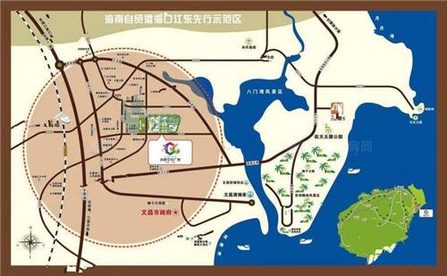 耀龄文化广场交通图